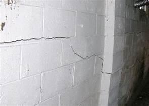 cracks in cinder block basement walls block foundation step cracks load assistantloadcrack