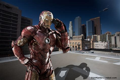iron man grounded humanizes the famous hero iron man grounded humanizes the famous hero