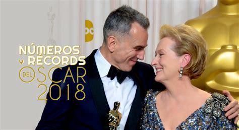 estos los nominados al oscar 2018 revista cocktail oscar 2018 numeros y r 233 cords de la entrega 90 premio de la academia