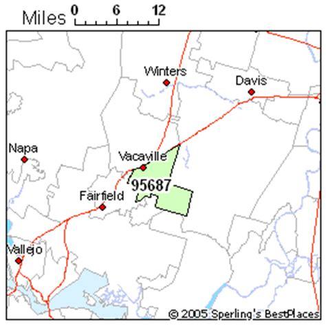 Zip Code Map Vacaville Ca | best place to live in vacaville zip 95687 california
