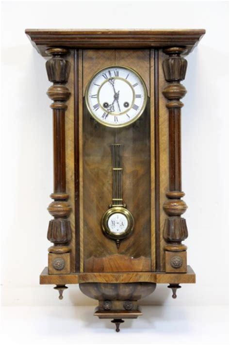 pendeluhr antik regulator wanduhr pendeluhr antik ebay