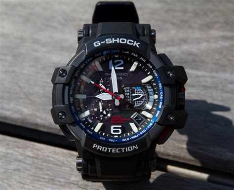 G Shock Gwg Black Lingkar Blue casio g shock gravity master gpw 1000 1a review