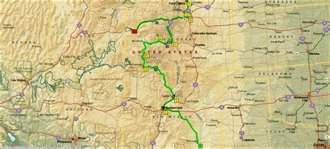 colorado and new mexico map imwithsam 187 sammy b daily