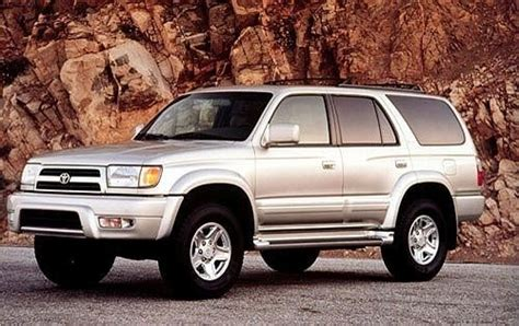 Toyota Four Runner 2000 Maintenance Schedule For 2000 Toyota 4runner Openbay