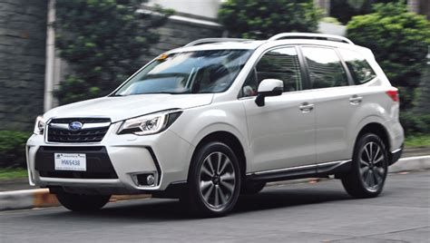 Subaru Forester Xt Review by Subaru Forester Xt Cvt Philippines Reviews Specs Price