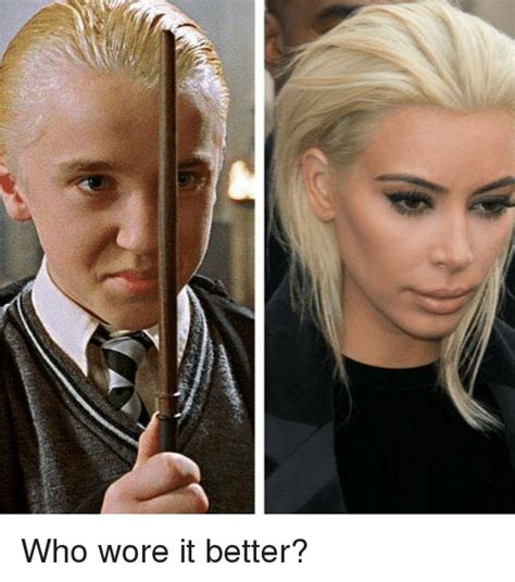 Who Wore It Better by 25 Best Memes About Who Wore It Better Who Wore It
