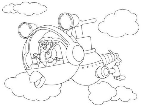 special agent oso coloring pages sevstar