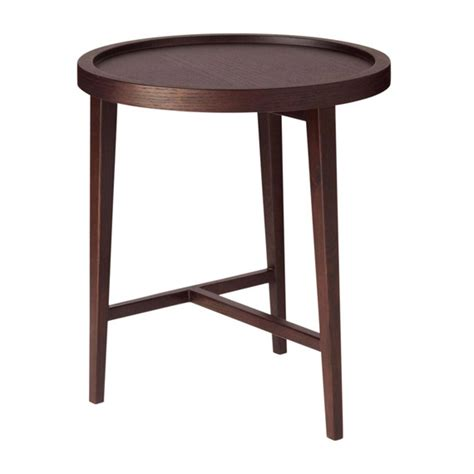 Wood Side Tables by Boston Wood Side Table Small Oka