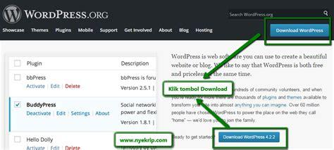 cara membuat web wordpress offline cara install wordpress offline di xp manual nyekrip