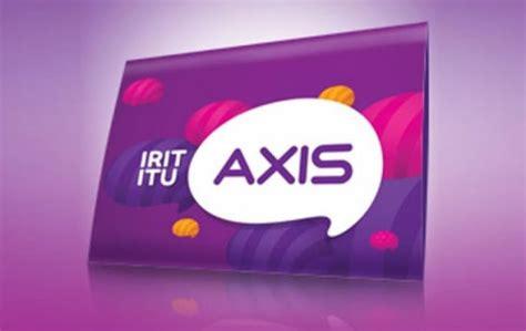 config aktif axis 2018 cara memperpanjang periode aktif axis hitz dan gaol tanpa