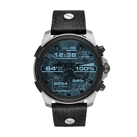 Montre connectée Homme Diesel Full Guard DZT2001