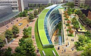 Courtyard Planning Concept seoul national university hospital medical mall gresham