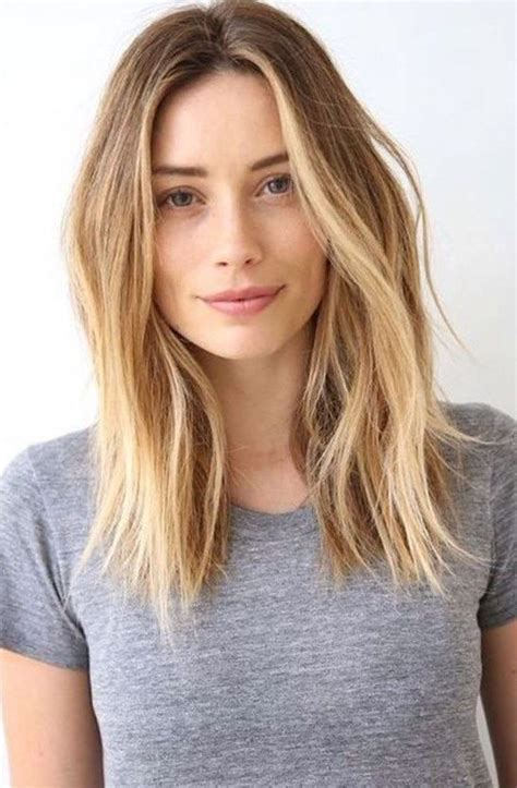 25 best medium haircuts for thin hair 2017 best 25 haircut 2017 ideas on
