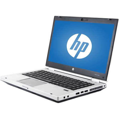 Hp 14 Bs015tu Silver hp silver 14 quot elitebook 8460p laptop pc w intel i5 processor 4gb 750gb ebay