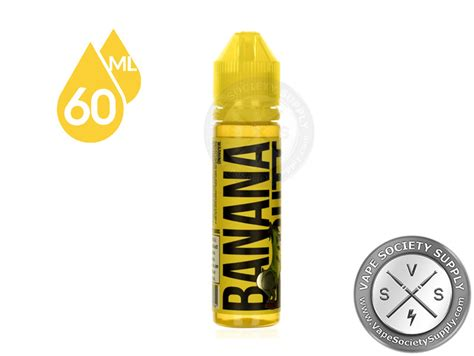 Nkd New Mellow Liquid 60ml 3mg left cheek e juice by banana e liquid 60ml