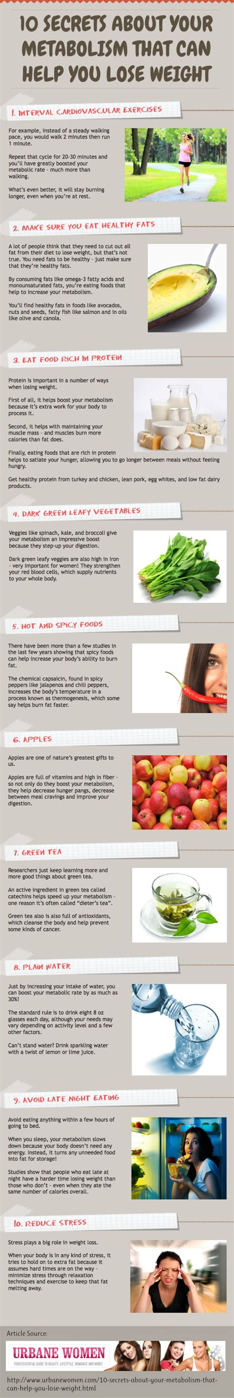10 Tips To Your Metabolism by 10 Tips To Improve Metabolism And Lose Weight