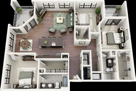 plans to build a house 3d home design software free version