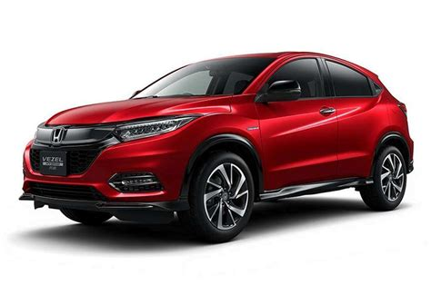 generation honda hrv  car price