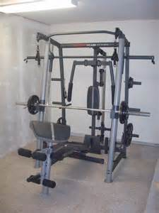 weider club c725 smith machine multigym ebay