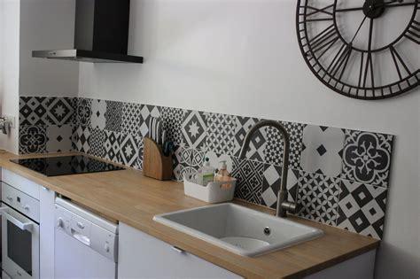 cr馘ence carrelage cuisine cuisine carrelage mural et fa 195 175 ence carrelage sol et mur