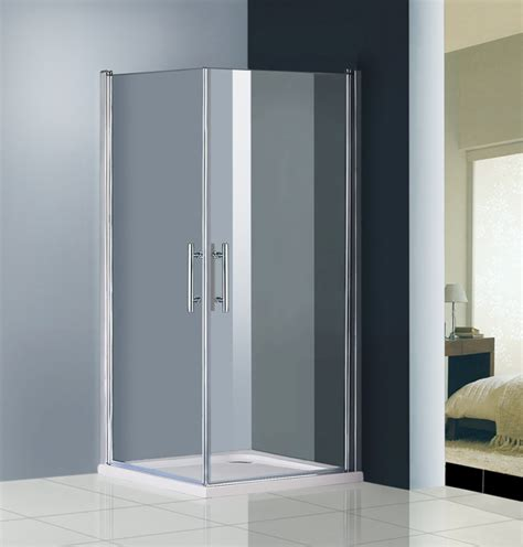 Buy Corner Entry Shower Door Frameless Pivot Door Aica Buy Shower Doors