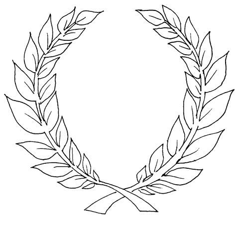 olive leaf coloring page how to make an olive wreath ask home design