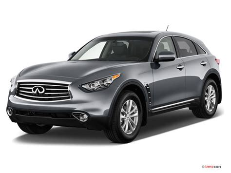 Infiniti Auto Fx 35 by 2012 Infiniti Fx Prices Reviews And Pictures U S News
