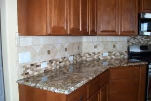 Ceramic Kitchen Backsplash by Decorative Ceramic Kitchen Backsplash Tiles Decobizz Com