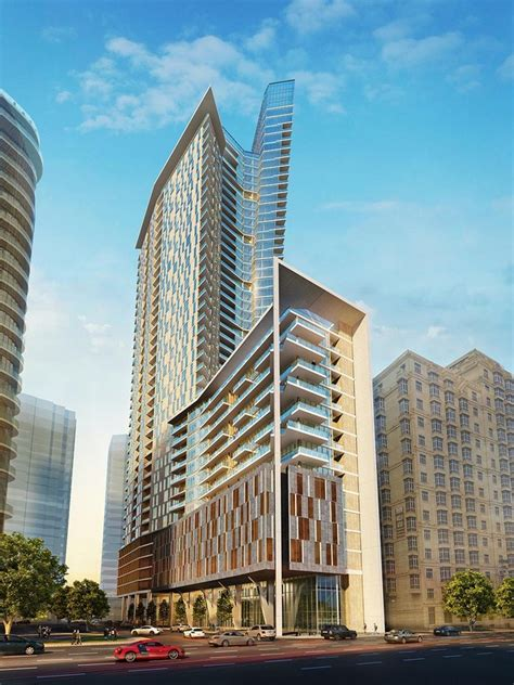 tower apartment residential apartment tower by dsa architects