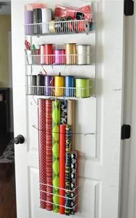 gift wrap organizers she s crafty gift wrap organizer