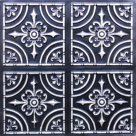 tin ceiling tiles 2x2 flat 205 antique silver cheapest