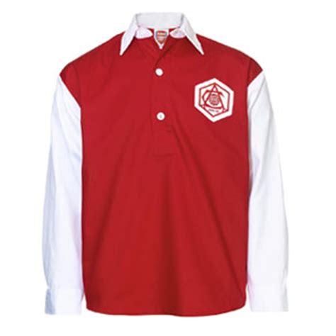 arsenal jersey history the history of the arsenal football kit nirvana cph