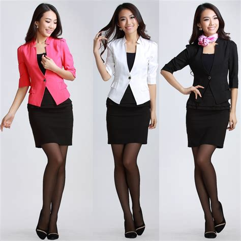 womens professional wear spring professional set clothing professional women s