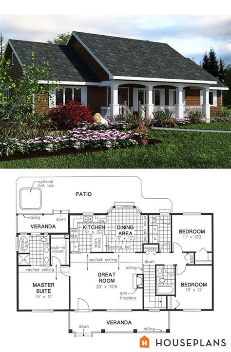Simple Country Home Plans 25 impressive small house plans for affordable home