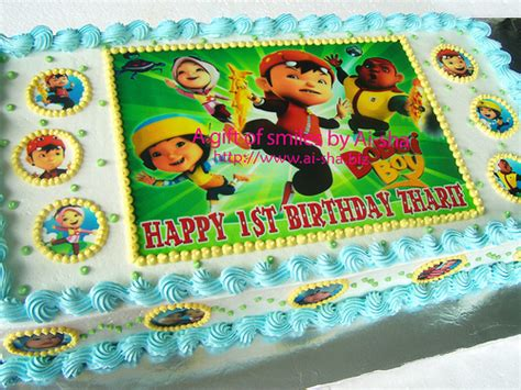 Topper Cupcake Boboiboy pin 20 edible sugar flowers butterflies set cake cupcake topper cake on