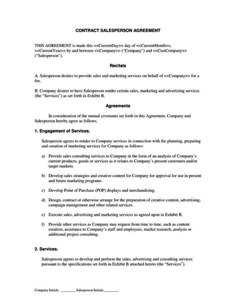 marketing consultant contract template sletemplatess