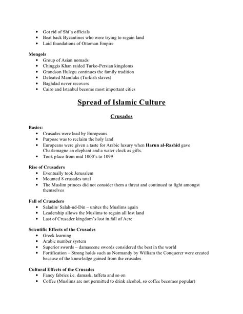 ottoman empire persian chart ap world study guide