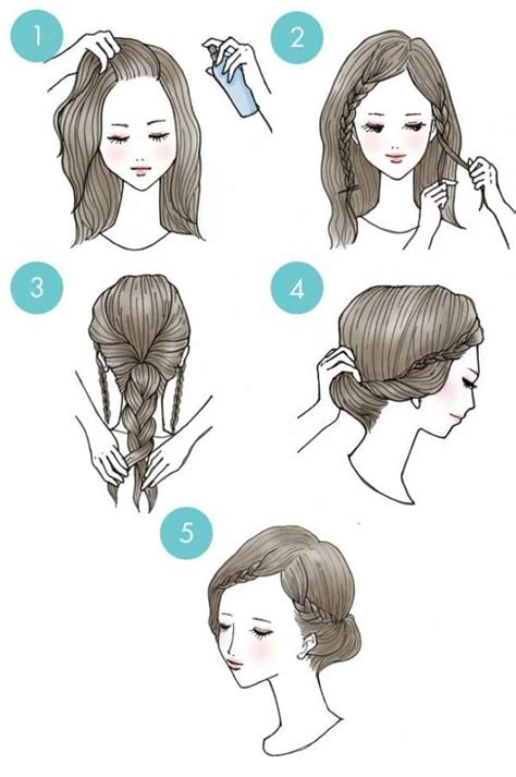 quick and easy greek hairstyles 20 easy and cute hairstyles that can be done in just a few