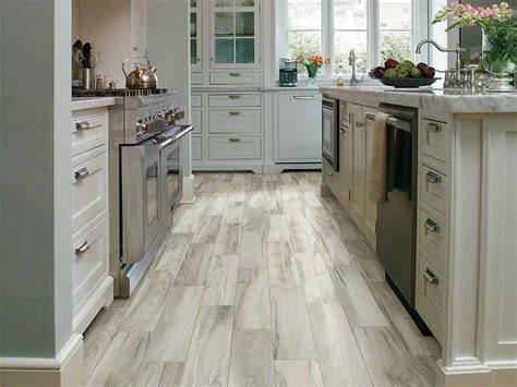 "Shaw Voyage Grey 8"" x 32"" Tile Flooring"