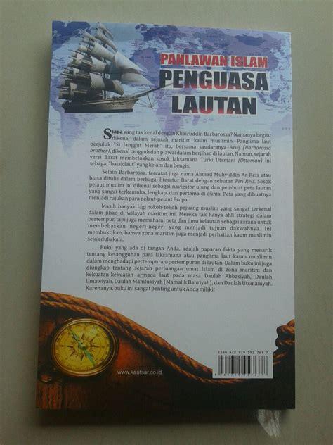 Buku Islam Shalat Tapi Keliru Cover buku pahlawan islam penguasa lautan