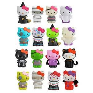 funko kitty mystery minis 2 5 blind box figure vinyl halloween kawaii ebay