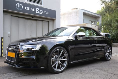 Audi Rs5 Cabrio by Audi Rs5 Cabriolet 4 2 V8 Quattro S Tronic Deal Drive