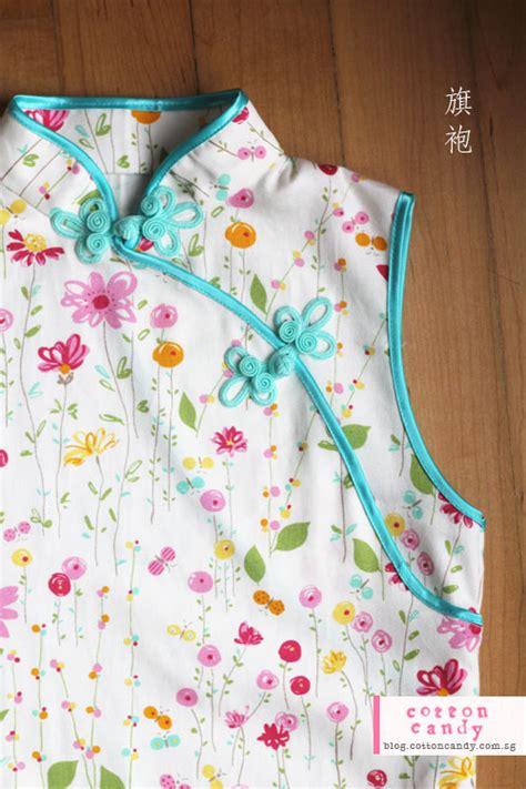 qipao pattern meaning girls qi pao chinese dress free pattern and sew along
