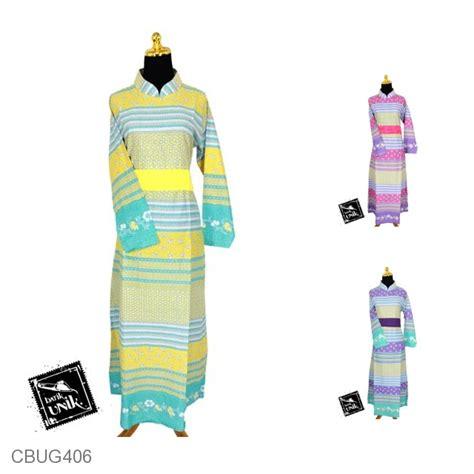 Gamis Batik Soft 1 baju batik gamis kamila motif kembangan soft gamis batik