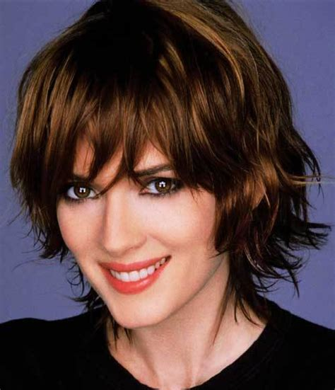 short shaggy hairstyles for wavy hair 50 most delightful short wavy hairstyles