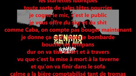 Sofa Lyrics by Senamo La Smala Dans Le Sofa Lyrics Paroles