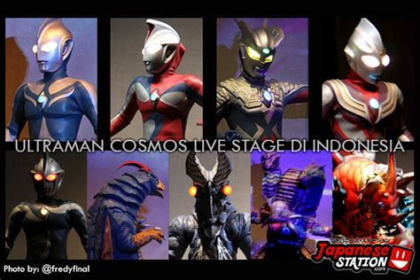 film ultraman cosmos bahasa indonesia serunya penilan ultraman cosmos live action di indonesia