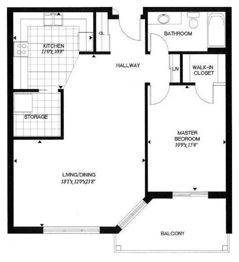 large one bedroom floor plans masterbedroom floor plans find house plans