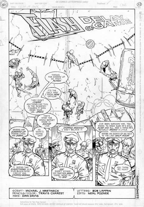 Pin de Ollie's em Travis Charest | Arte legal, Quadrinhos