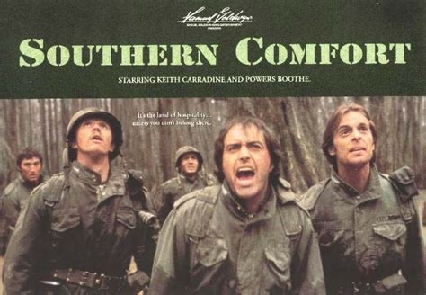 southern comfort walter hill southern comfort 1981 is an american action thriller